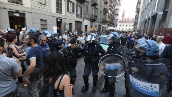LA MOVIDA TORINESE AVVELENATA DAI VIOLENTI