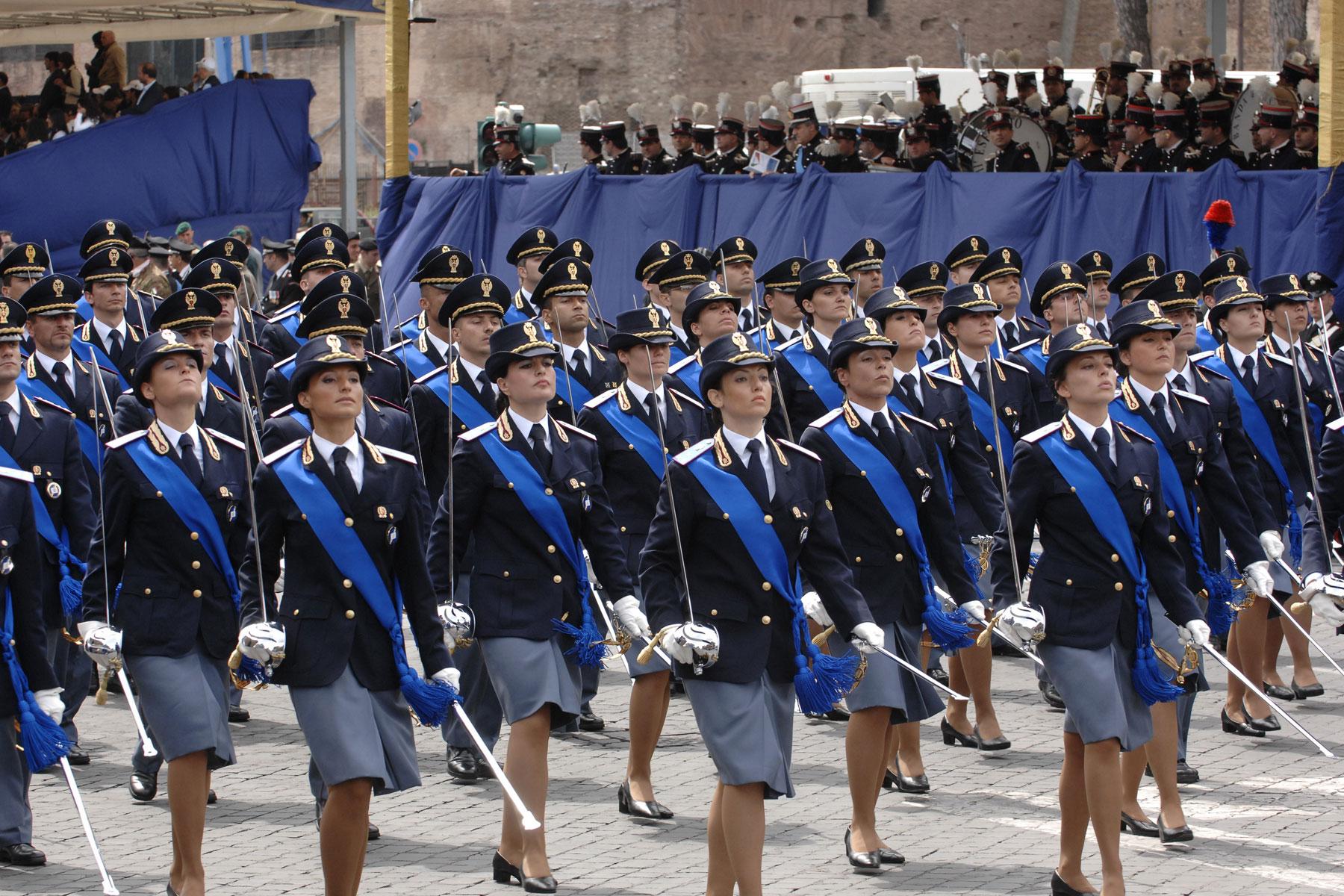 CONCORSO PUBBLICO PER TITOLI ED ESAMI PER 80 POSTI DI COMMISSARIO DEL RUOLO DEI COMMISSARI DELLA POLIZIA DI STATO
