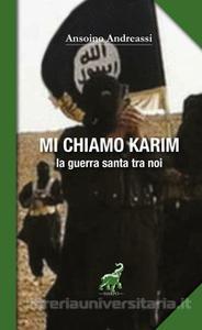 ROMA, 26 SETTEMBRE 2017: PRESENTAZIONE VOLUME MI CHIAMO KARIM