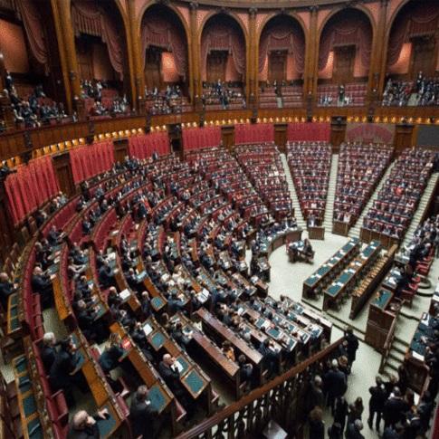 CORRETTIVO: L'ASSOCIAZIONE CONVOCATA IN AUDIZIONE INNANZI ALLE COMMISSIONI I E IV RIUNITE