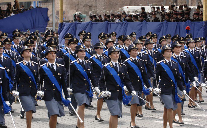 107° CORSO COMMISSARI: ASSEGNAZIONE SEDI