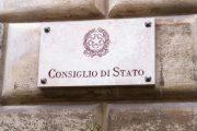 CORRETTIVO AL RIORDINO: PARERE DEL CONSIGLIO DI STATO