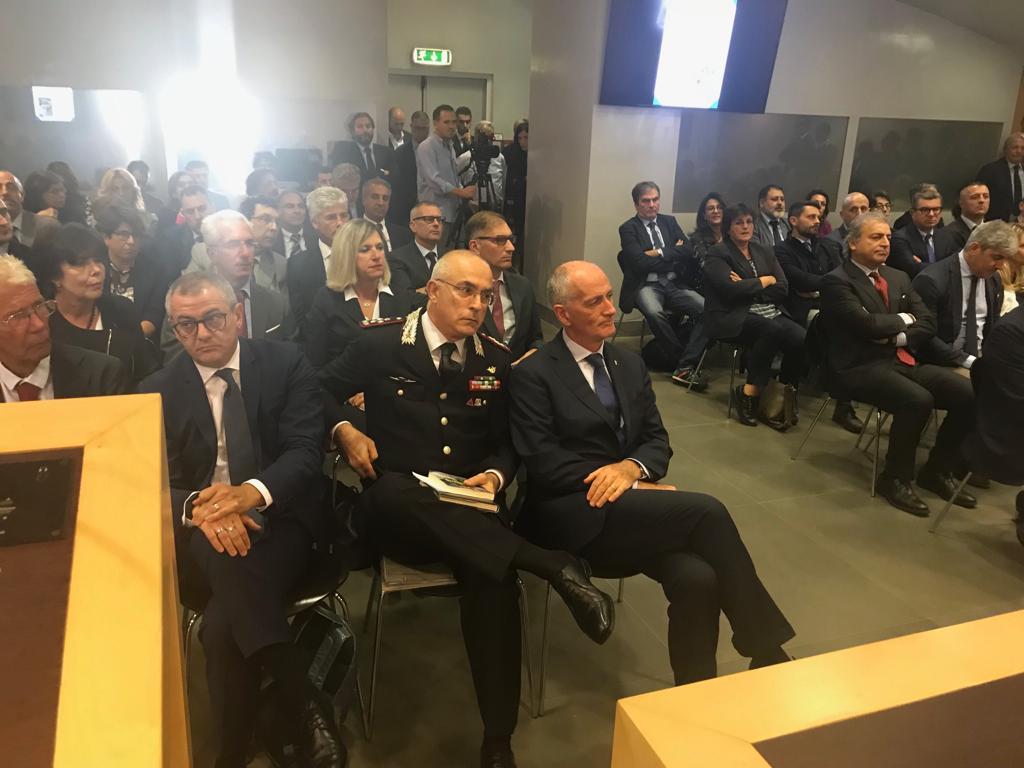 TERRORISMO: GABRIELLI, FRONTE COMUNE PER SCONFIGGERLO