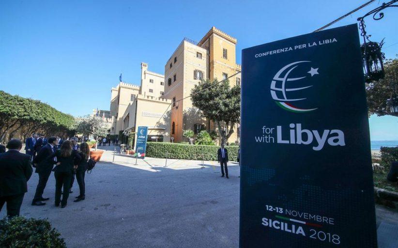 PALERMO: CONFERENZA LIBIA, FORZE DI POLIZIA PROVA DI GRANDE EFFICIENZA