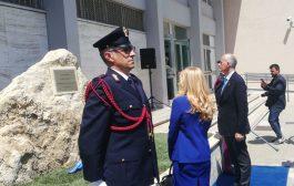 BENE STELE PER COMMISSARIO CALABRESI, EVITARE RITORNO VIOLENZE DI PIAZZA