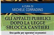 ROMA, 29 OTTOBRE 2019: PRESENTAZIONE DEL VOLUME GLI APPALTI PUBBLICI DOPO LA LEGGE SBLOCCA CANTIERI